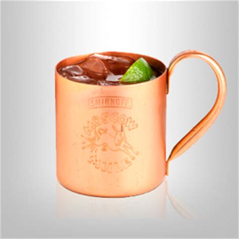 behind the drink: the moscow mule cocktail history