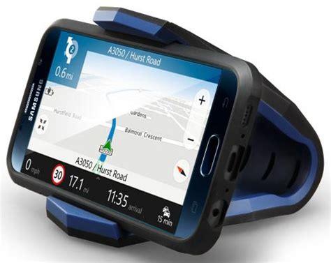 Lu Led Pintu Mobil 2pcs universal stealth cradle holder smartphone mobil blue black jakartanotebook