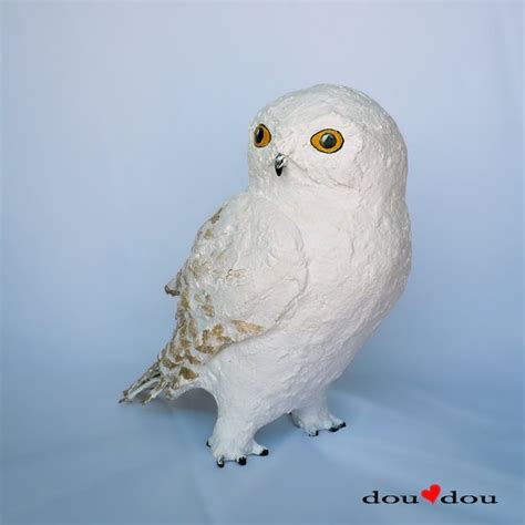 Canon Papercraft Snowy Owl - 115 best images about crafts 3d cardboard on