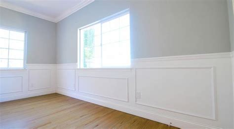Wainscoting Picture Frame Molding by Wainscoting Recap And Reveal Centsational Style