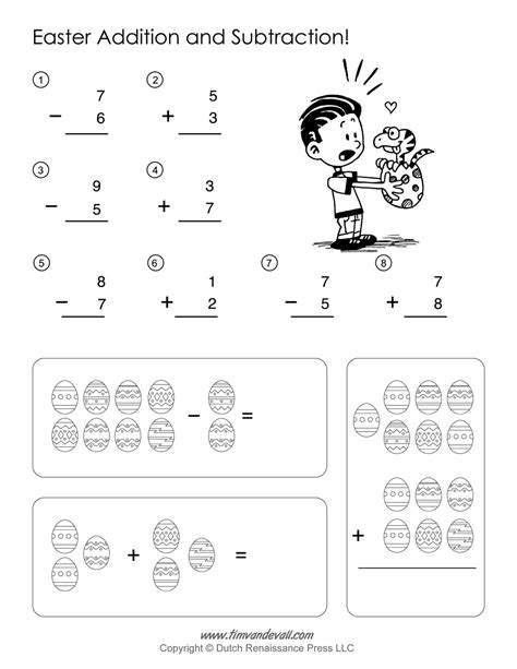 printable easter activity sheets printable easter math worksheets easter math activities
