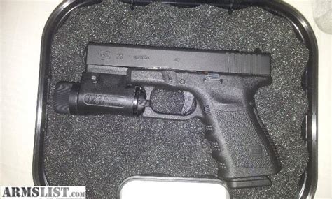 glock 23 tactical light armslist for sale gen3 glock 23 with m3 tactical