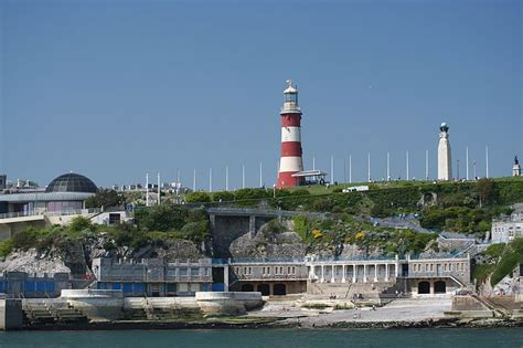 is plymouth in cornwall to cornwall sailing