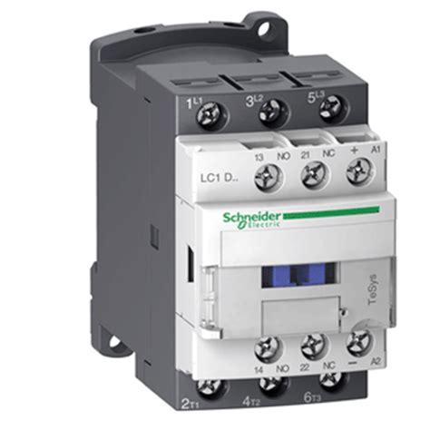Schneider Kontaktor Lc1d18 schneider contactor lc1d32m7 uni marine services pte ltd