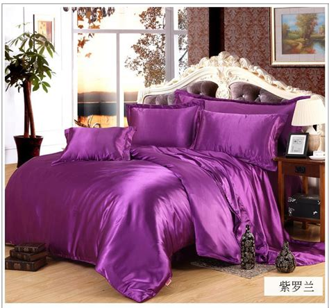 Sprei Set Size Polos Tosca X Lime teal solid color duvet cover violet solid color duvet cover