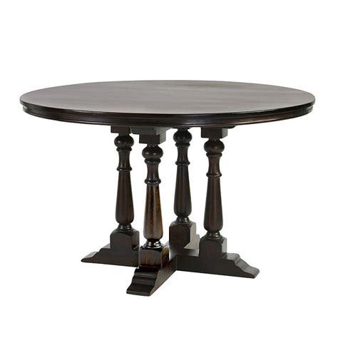 ballard designs dining table cora pedestal dining table ballard designs