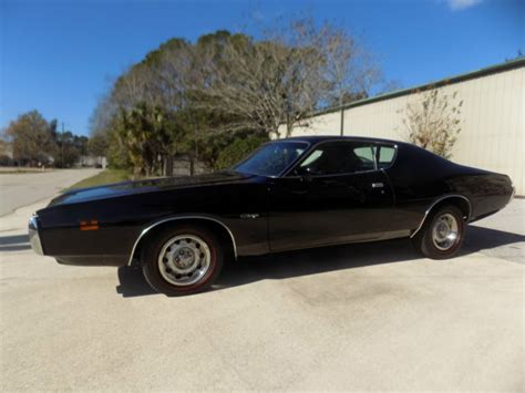 1971 dodge charger black seller of classic cars tag charger