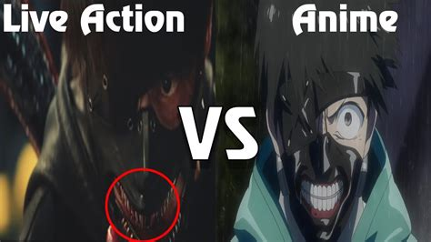 anoboy tokyo ghoul live action tokyo ghoul anime vs live action youtube