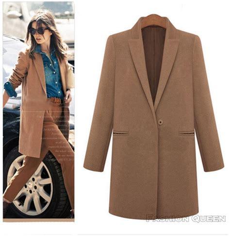 Jaket Cbv Pcs Black 2015 wholesale 10 pcs lot fashion coat winter black brown wool overcoat s jaket