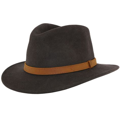 Fedorafashion Hem No 95 1 maz crushable wool fedora hat fedora hats s hats
