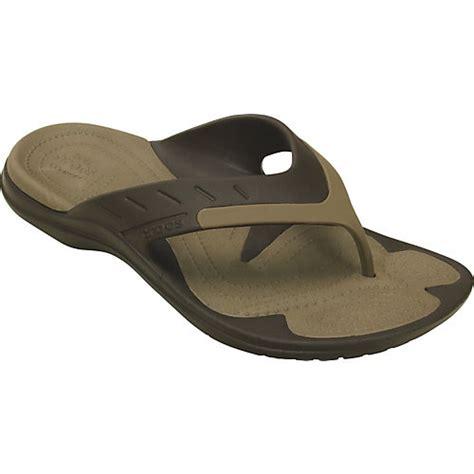 Crocs Gift Card Discount - crocs mens modi sport flip flops bealls florida