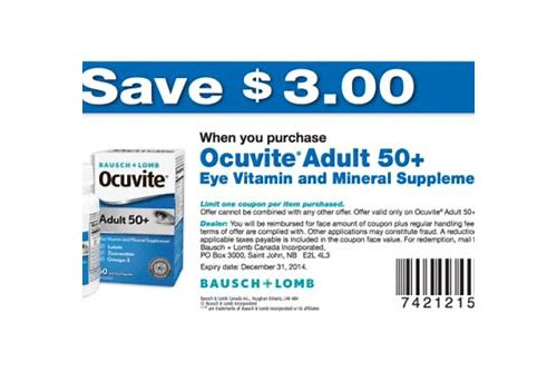 ocuvite lutein coupon