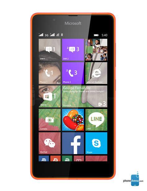 Microsoft Lumia 540 Di Indonesia microsoft lumia 540 dual specs