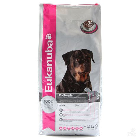 food for rottweiler puppy eukanuba rottweiler food