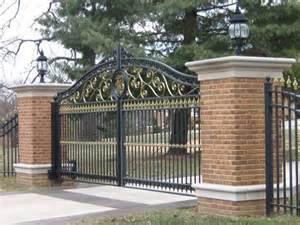 gate photos wrought iron wood iron gates aaagate com