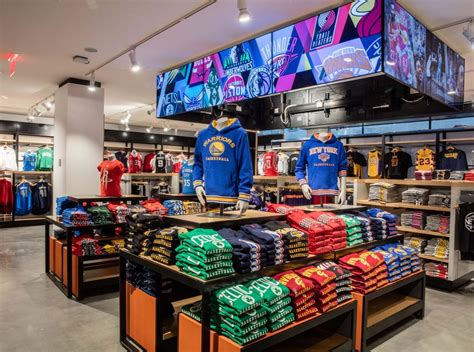 nyc store new nba flagship store set to open in nyc