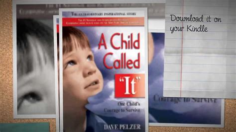 a child called it book report a child called quot it quot book trailer