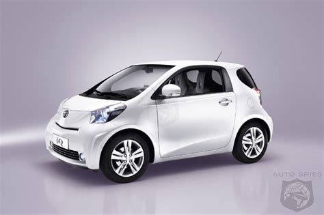 Toyota Smart Car Toyota Out Smarts The Smart Car With New Iq Autospies