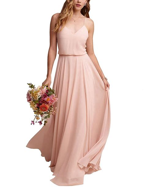 blush color dresses top 10 best blush bridesmaid dresses heavy