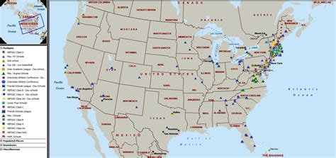 american boarding schools map here s a map of the preppiest states in america