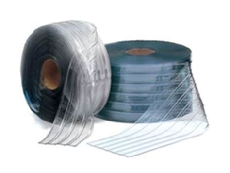 strip curtain roll bulk 12 quot freezer strip curtain roll ribbed keep your
