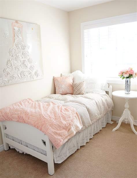 pink bedroom accessories haute healthy living blush bedroom makeover haute