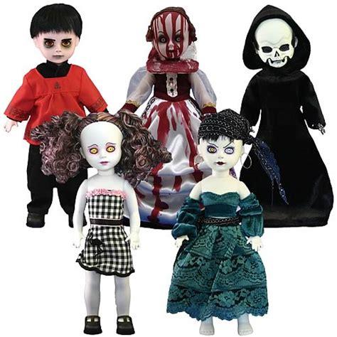 living dead dolls frozen sale living dead dolls series 15 mezco toyz living