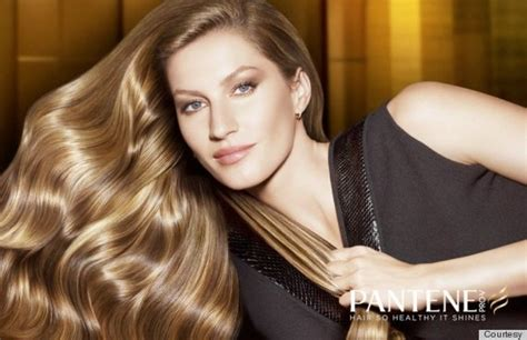 commercial model pantene gisele to taunt american women with her superior hair in