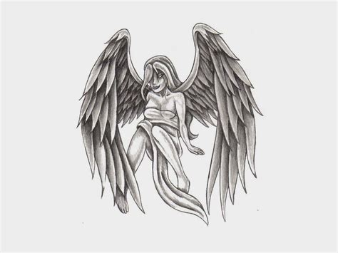 angel wing tattoo design most excellent images of wings tattoos