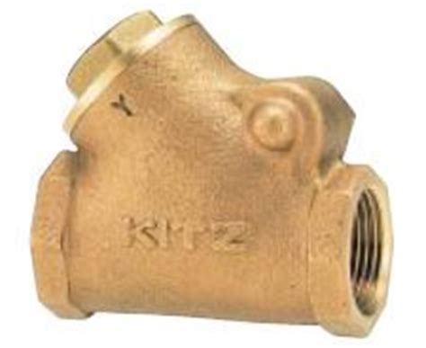 y pattern swing check valve kitz check valve bronze swing check valves model yr