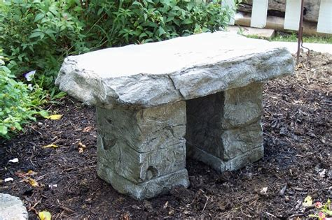 garden concrete bench pros and cons of concrete garden bench med art home