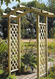 Metal Garden Arches Essex Garden Archways Wooden Arches Colchester Essex