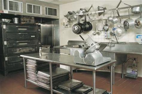 restaurant kitchen cleaning checklist chron