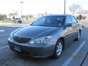 2003 Toyota Camry Le 2003 Toyota Camry Pictures Cargurus