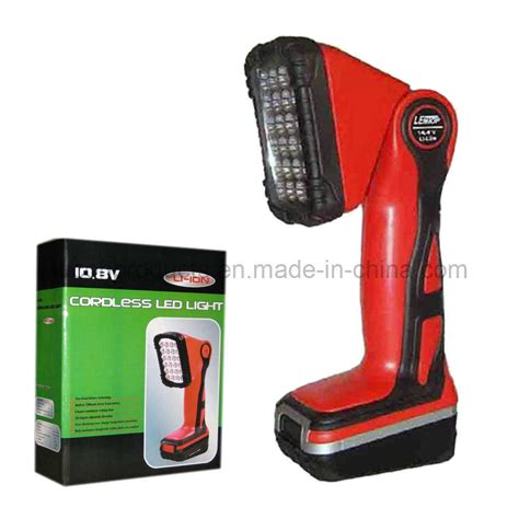 battery led work light china portable battery powered led work light l01 2065