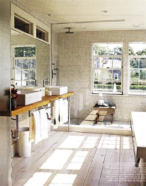 rustic bathroom flooring rustic wood floors design ideas