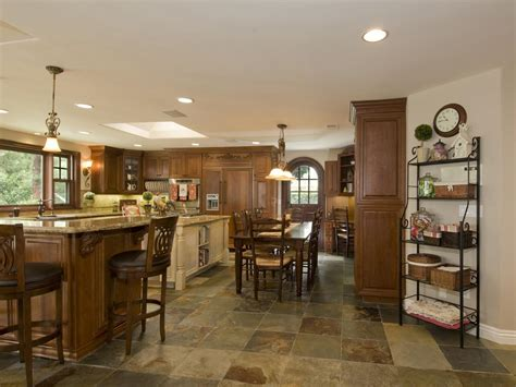 tiled kitchen floors kitchen floor buying guide hgtv