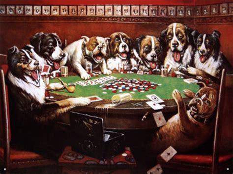 imagenes de animales jugando poker esa 250 ltima noche de casino la barra espaciadora