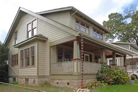 sears craftsman in craftsman exterior other metro by winn design build