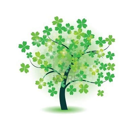clover tree tattoo ideas pinterest