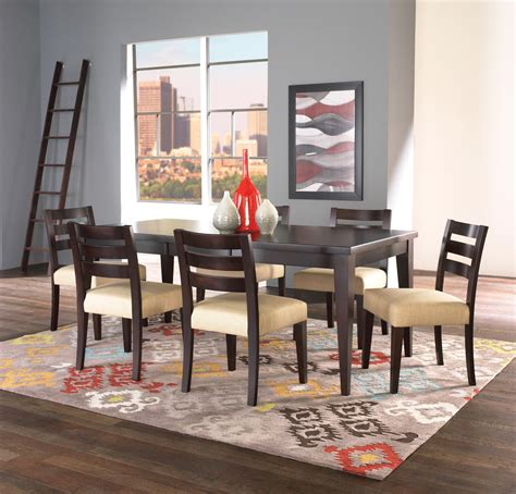 custom dining room furniture canadel custom dining room concepts