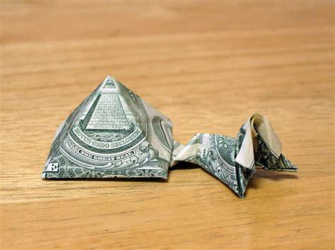 Origami Sphinx - sphinx