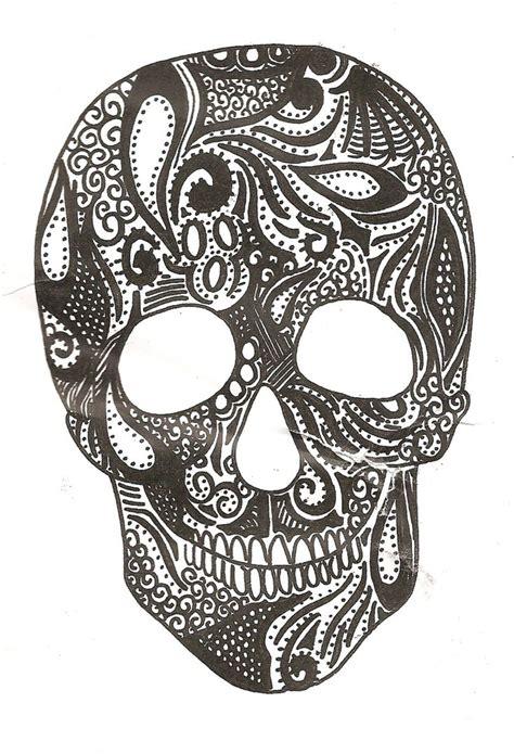 pretty skull tattoos pretty skull tattoos