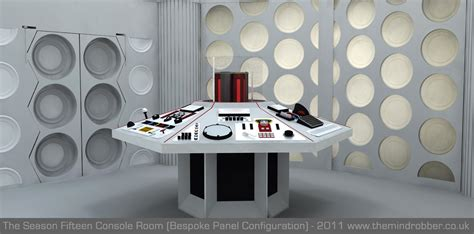 Tardis Console Room by If You Were The Doctor What Would Your Tardis Interior