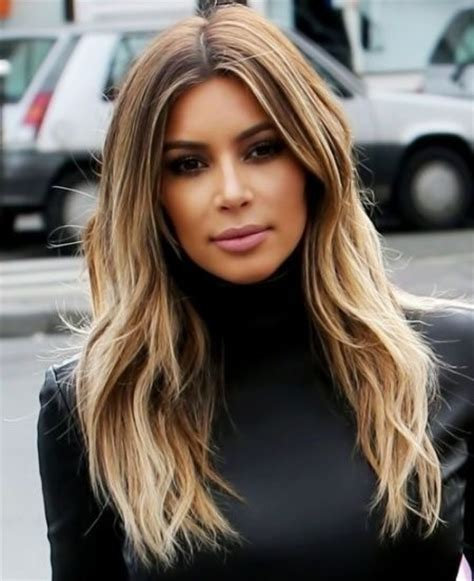 square vs vertical layer haircut kim kardashian long layered hairstyles layered hairstyles