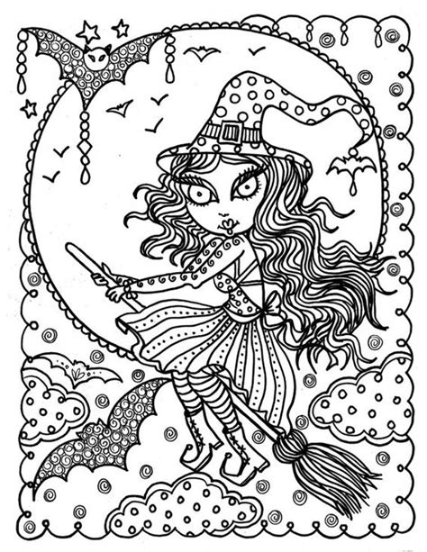 halloween coloring pages advanced pinterest the world s catalog of ideas