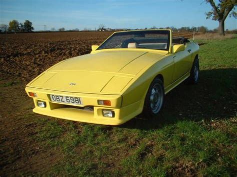 Tvr 350i For Sale Tvr 350i Convertible For Sale 1986 Cars Bikes