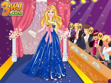 barbie fashion design contest games بازی باربـی مسابقه طراح مد