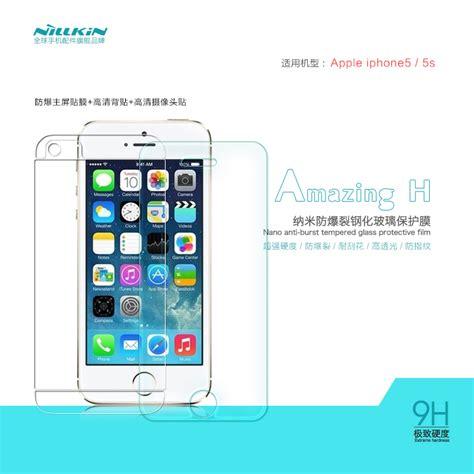 Jual Tempered Glass Iphone 5 Jogja jual tempered glass nillkin iphone 5 amazing h qwertyacc