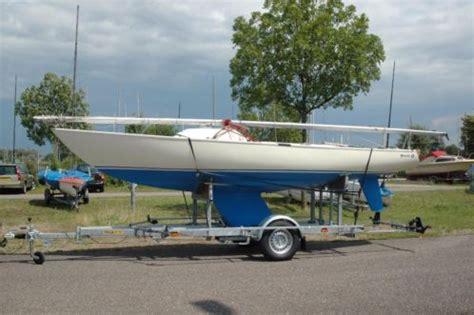 ynling zeilboot te koop yngling met pega mallentrailer advertentie 462940